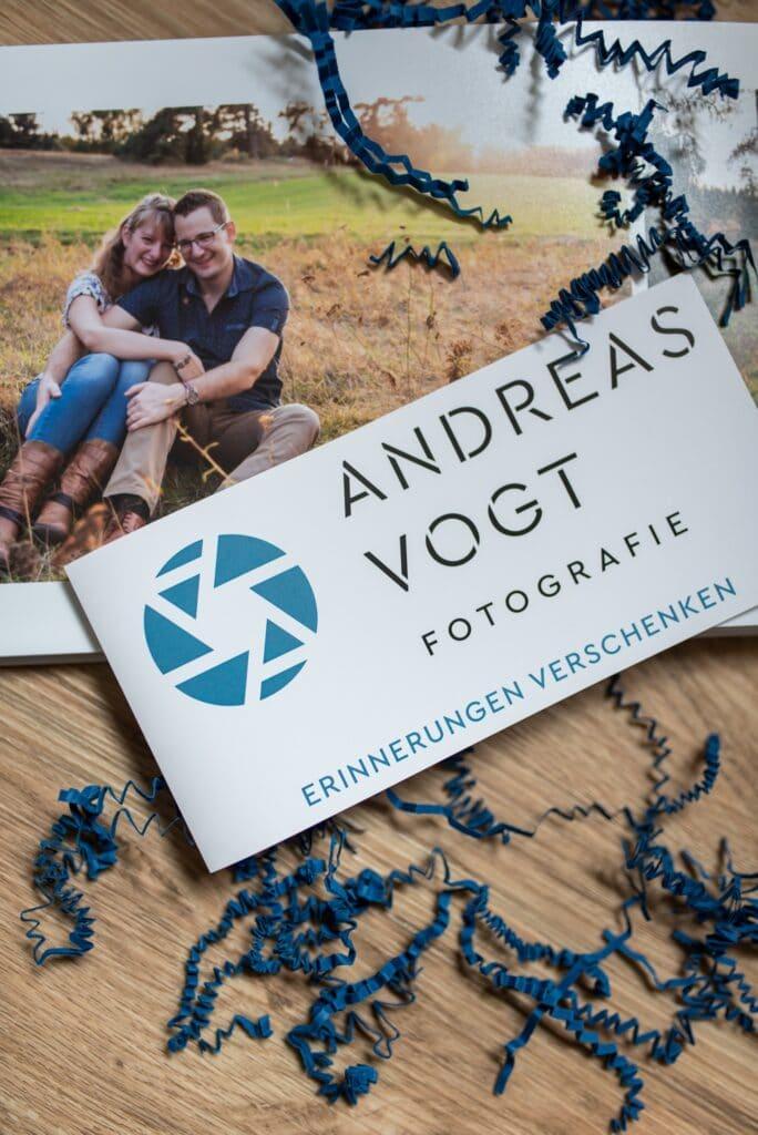 Gutschein Fotoshooting Andreas Vogt Fotografie