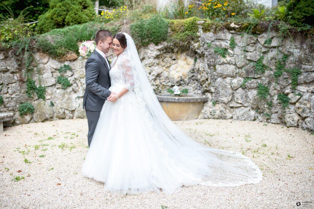 Brautpaarshooting bei Aalen
