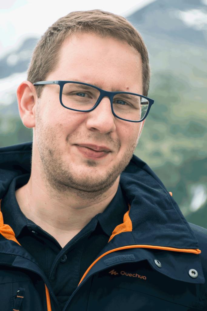 Portrait von Andreas Vogt Fotograf aus Aalen