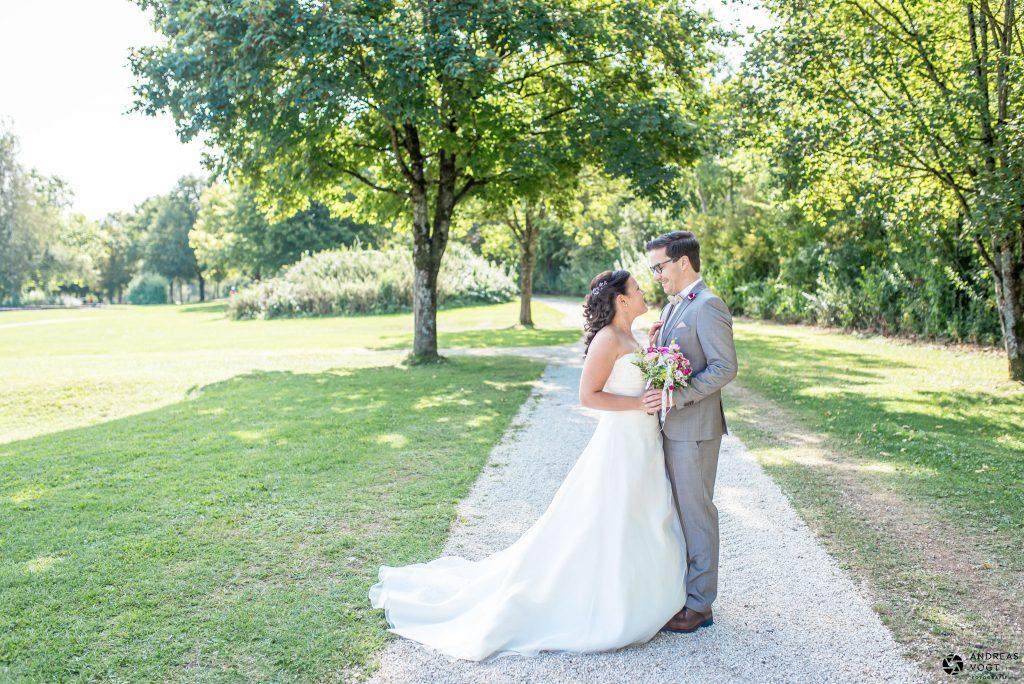 Brautpaar Ellwangen Hochzeitsfotos Andreas Vogt