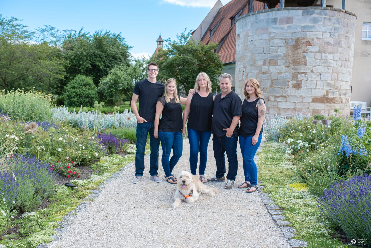 Fotoshooting Familie Ellwangen 02 Andreas Vogt Fotografie