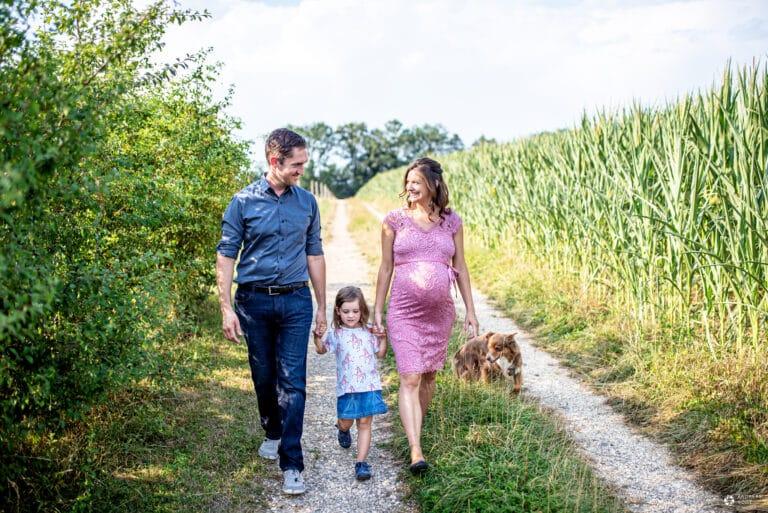 Familienfotos mit Sarah in Schwäbisch Gmünd - Fotograf Andreas Vogt