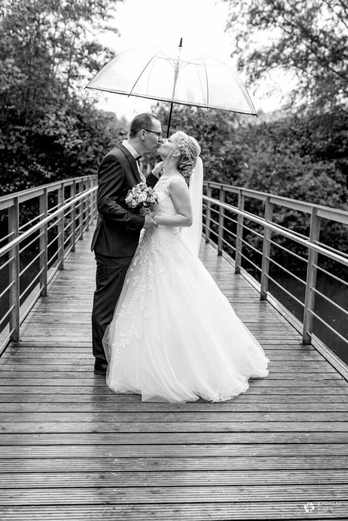 Hochzeitsfoto Carina und Markus Brenzpark Heidenheim