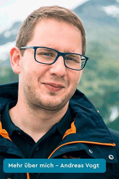 Portrait von Andreas Vogt Fotograf aus Aalen - Mehr über mich