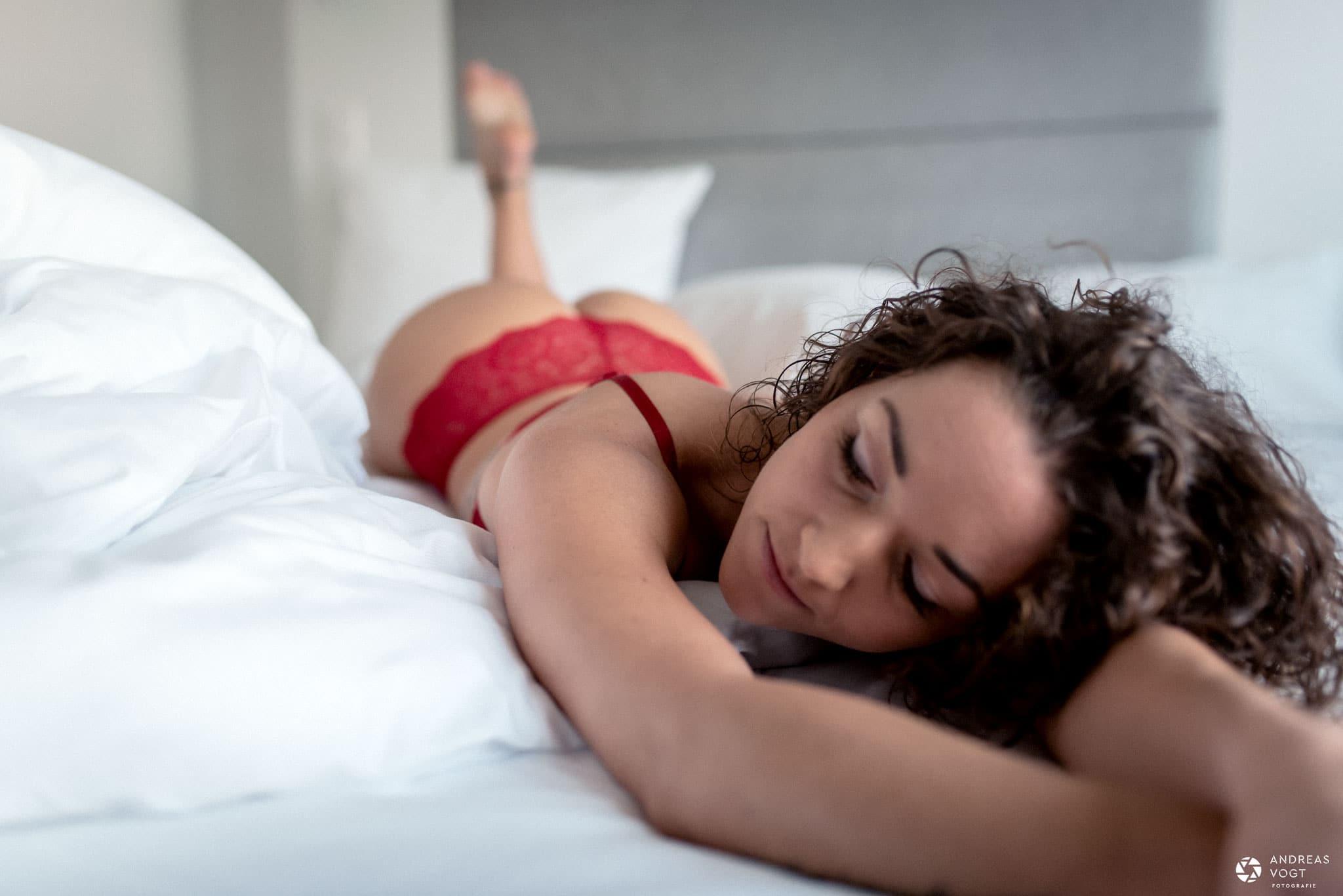 boudoirfotos im hotelzimmer in aalen - fotograf andreas vogt